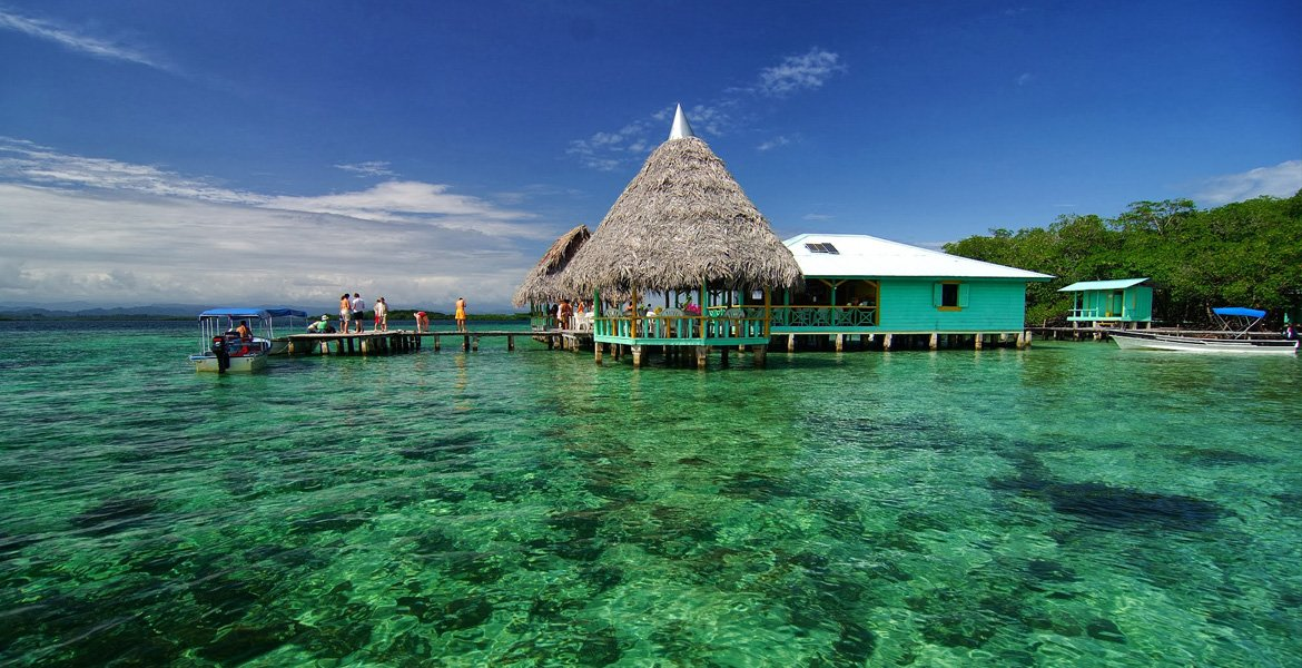 Bocas del Toro, one of the best winter trips for 2017 according with NatGeo