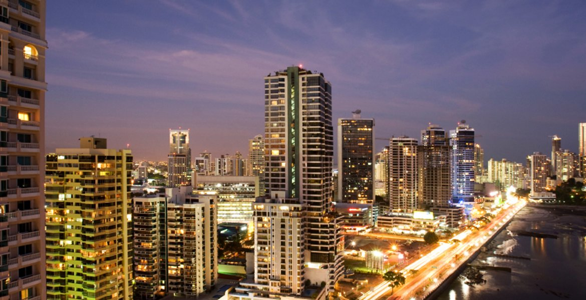 Panamá, the 'smart' city