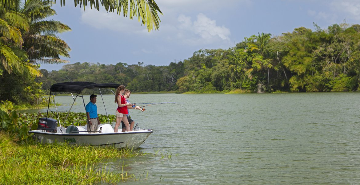 Chagres River Fishing