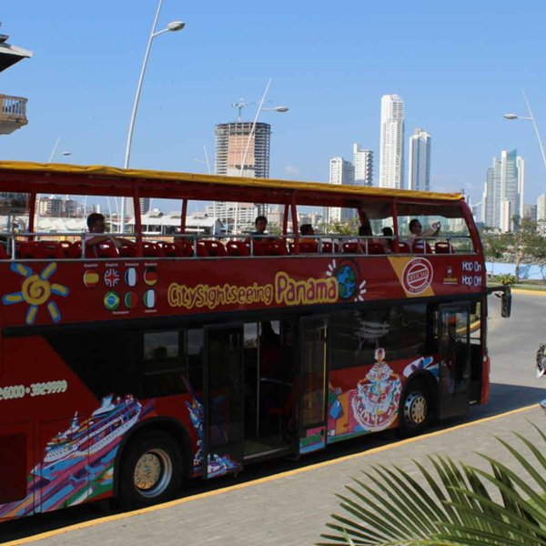 City Sightseeing Panama